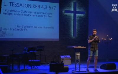 «#2018-På G» del 2 av Ungdomspastor Markus Kvavik