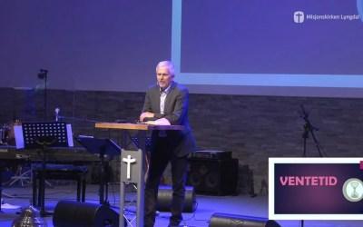 «Ventetid» av Pastor Eilif Tveit