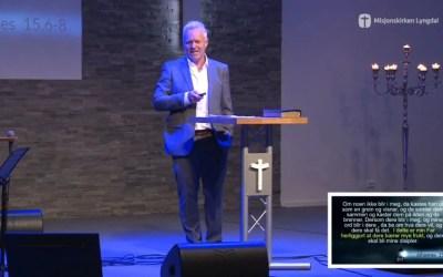 «Tro som holder – Levende tro» del 4 av Henning Persson