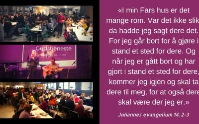 Johannes 14, 2-3