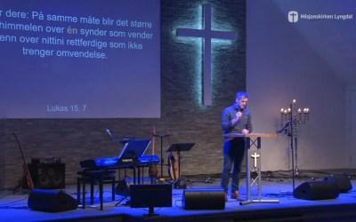 «Sentrum» av pastor Jim L. Foss