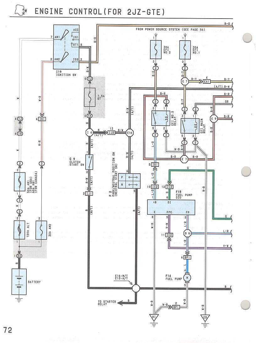 1jz vvti wiring diagram drain stack installation ignition module grounding - page 2