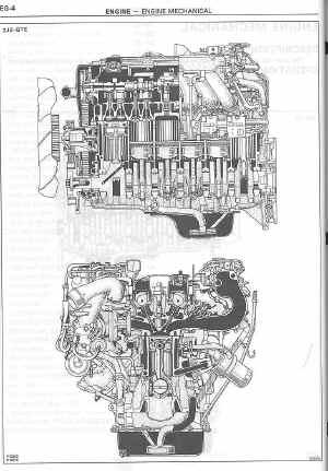 Engine Mechanical Description
