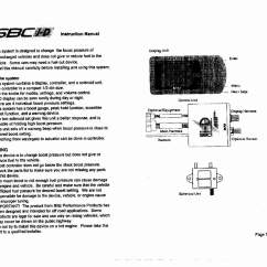 Big Stuff 3 Wiring Diagram 24 Volt Motorola Alternator G Reddy Turbo Timer For 93 Mustang