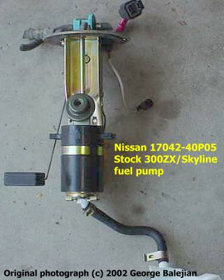 Nissan 300ZX/Skyline pump 2