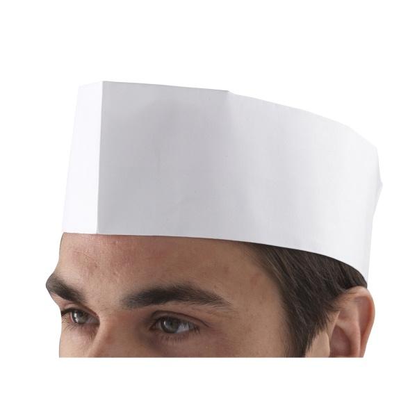 kitchen hats yellow mat disposable paper forage thunderbird hat