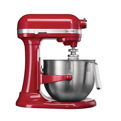red kitchen aid mixer island with range top k5 heavy duty food special offer