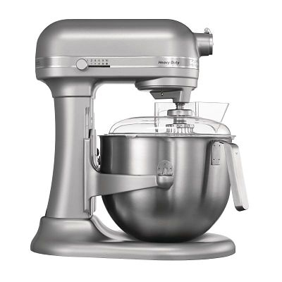 silver kitchen aid counter chairs k5 heavy duty food mixer special offer