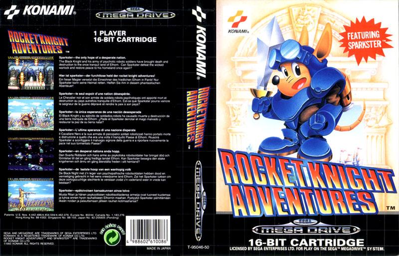 Rocket Knight Adventures : 15/20