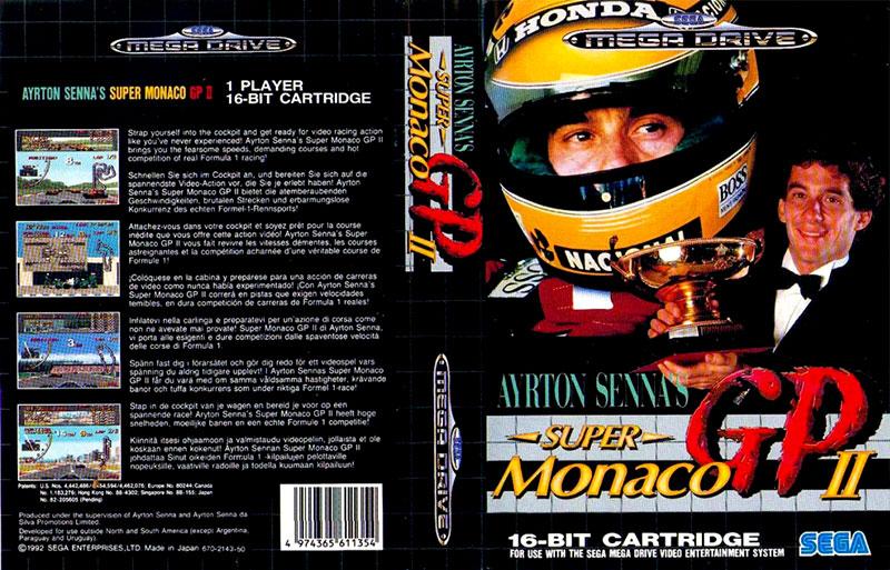 Ayrton Senna's Super Monaco GP 2 : 16/20