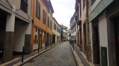 ruelles de Funchal
