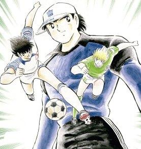 Tsubasa & Genzo vs Schneider