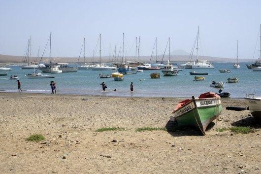 Le port de Palmeira