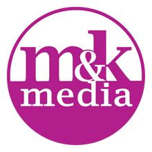M&K Media Logo