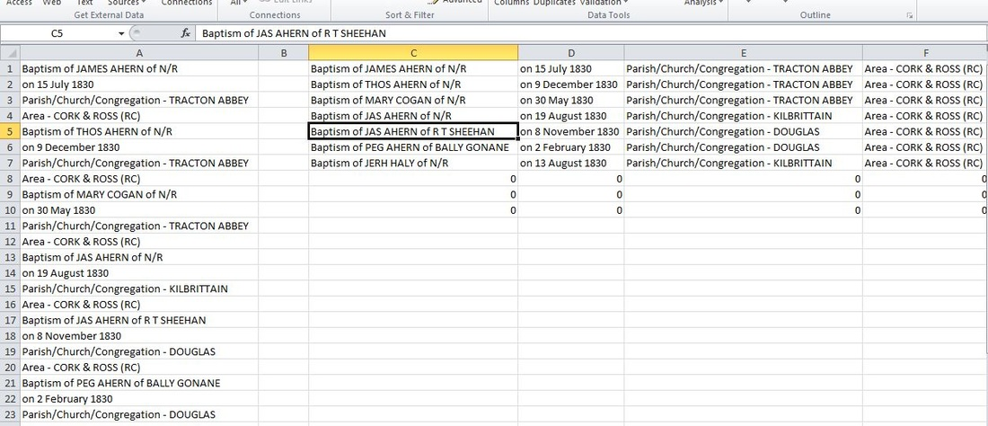 Spreadsheet Magic : Importing to Excel and Avoiding the