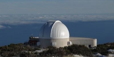 Teide Observatory, VTT Telescope
