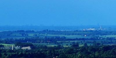 Mickleton to Stratfort-upon-Avon dehazed view