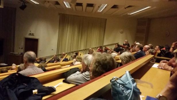 Cambridge Astronomy association lecture 2 University of Cambridge