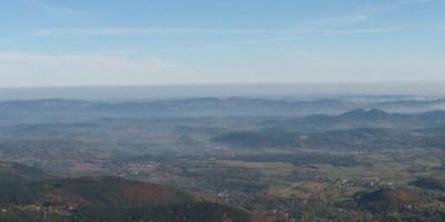 Kotlina Jeleniogórska i zanieczyszczenie powietrza