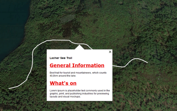 KML file example path in Google Earth