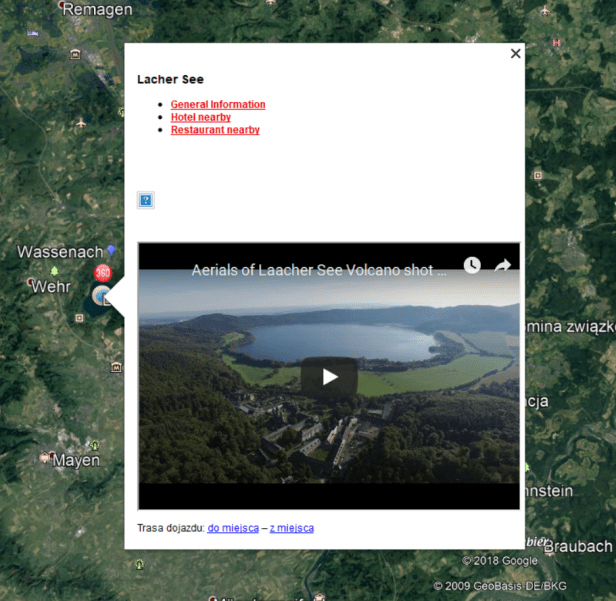 Scribble Maps image issue in Google Earth.