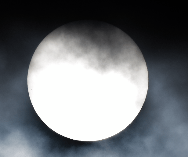 Transit of Mercury 2019