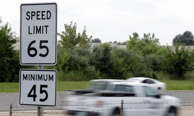 Speed limit US