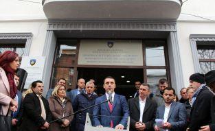 Ministri Gashi: Prizreni, tashmë jo vetëm qytet i kulturës por edhe qytet administrativ i kulturës