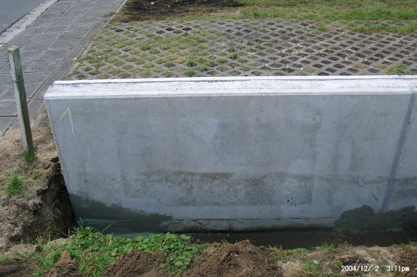 gartenmauer aus beton flashzoom garten und bauen - boisholz,