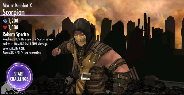 Minecraft Skin Mortal Kombat X Scorpion Injustice - Year of