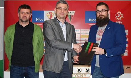 MKS podpisał umowę o współpracy z GKS Tychy