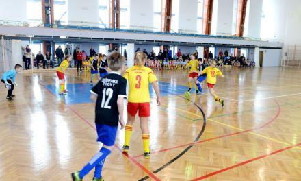 Siódemka Tychy najlepsza w turnieju młodzików