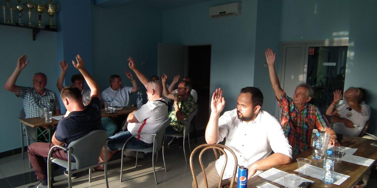 Walne Zebranie Członków MKS powołało Zarząd i KR na nową kadencję