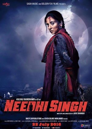 Needhi Singh 300mb 2016 Movie Punjabi WebHD 800mb 720p