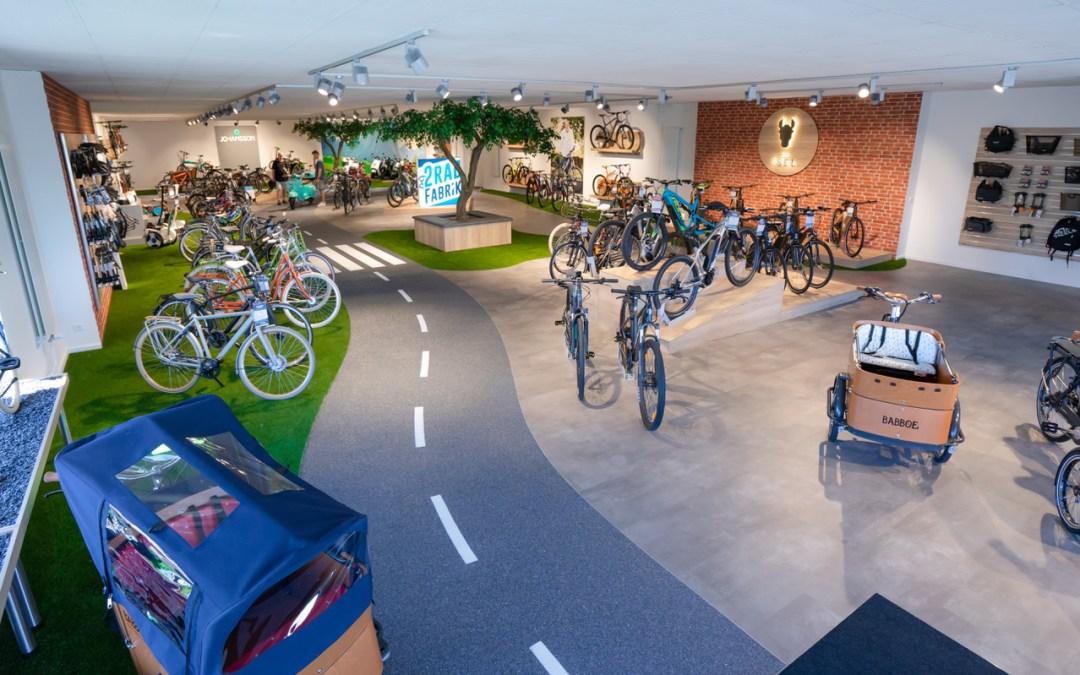 2 Fahrradläden