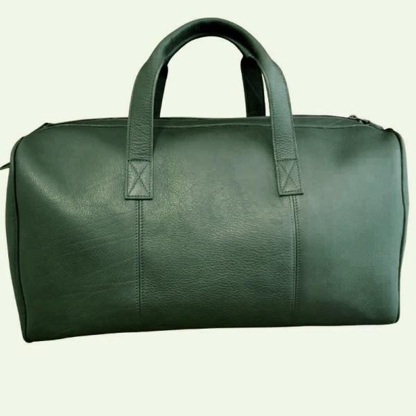 sac personnalisable vert