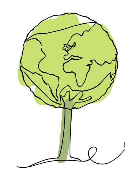B&Q Forest Friendly Illustration, Global Forests