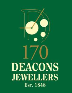 Deacons 170 year logo