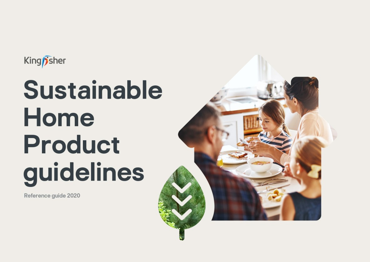 Sustainable Home Products guidelines 2020