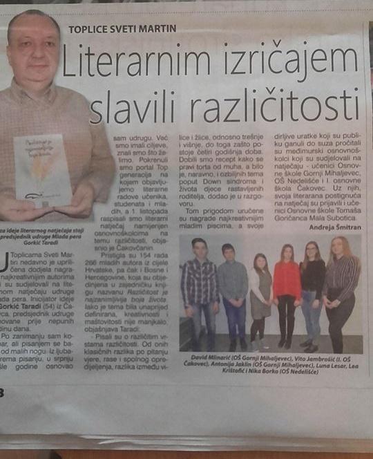 List Međimurje 09.04.2018.