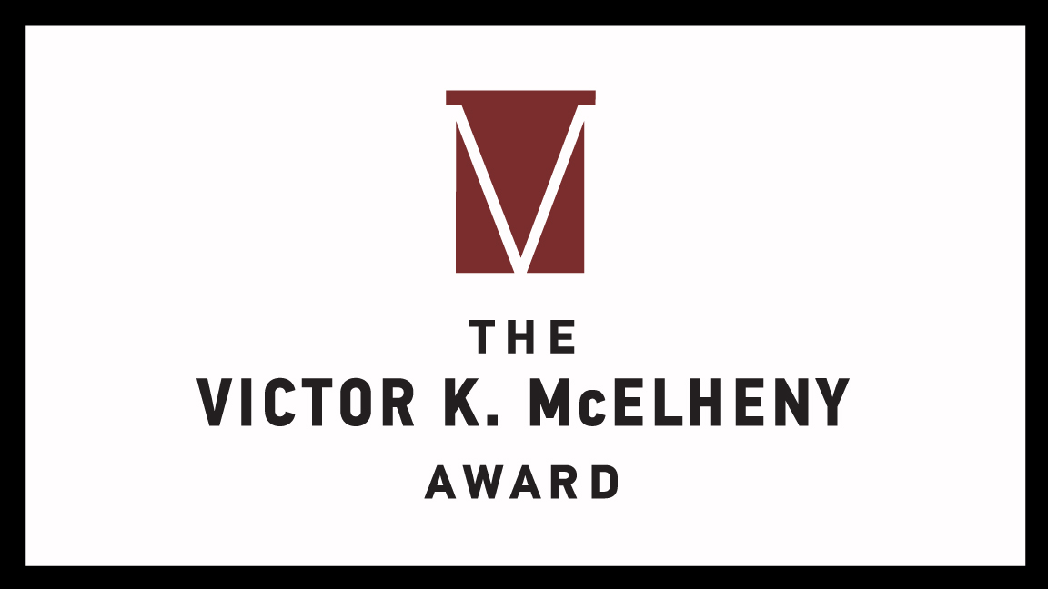 The Victor K. Mcelheny Award 2020