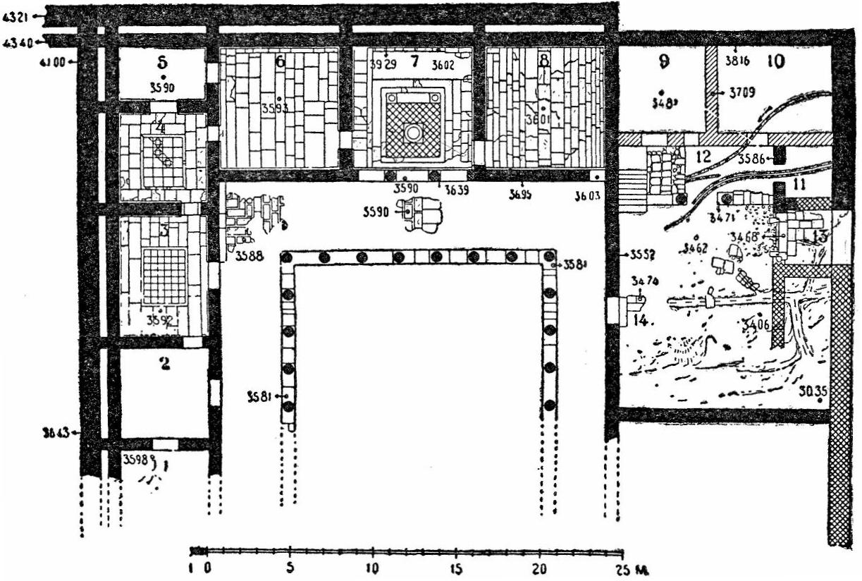 Ten Books on Architecture, by Vitruvius.