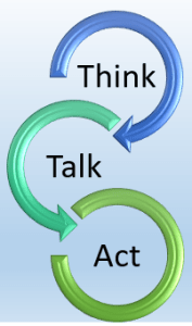 Think - Talk - Act