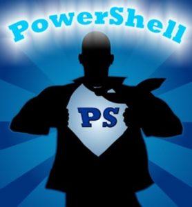 powershell man