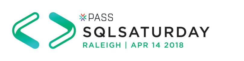 SQL Saturday Raleigh 2018 Logo