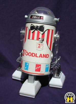 Foodland Robot