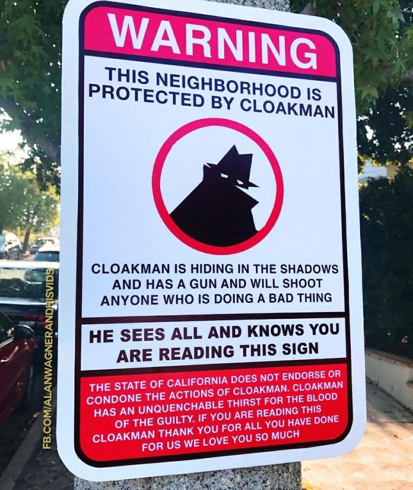 Cloakman