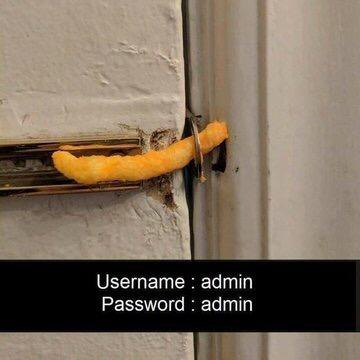 User Password Admin