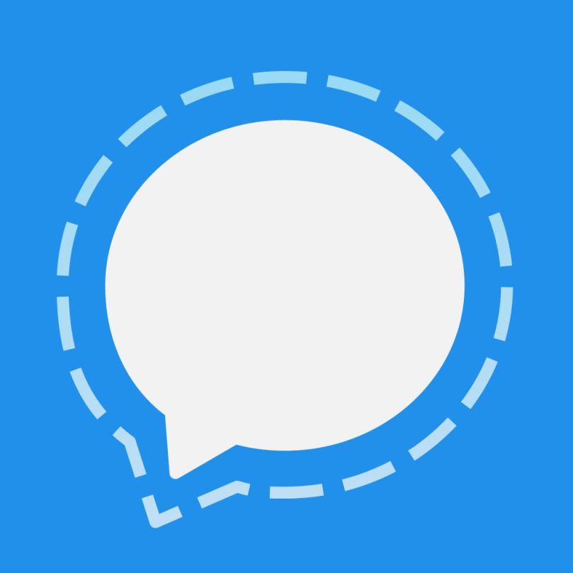 Signal Messenging App