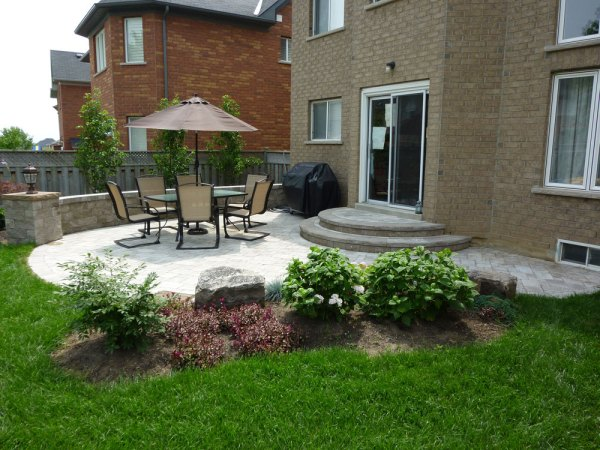 patio design backyard